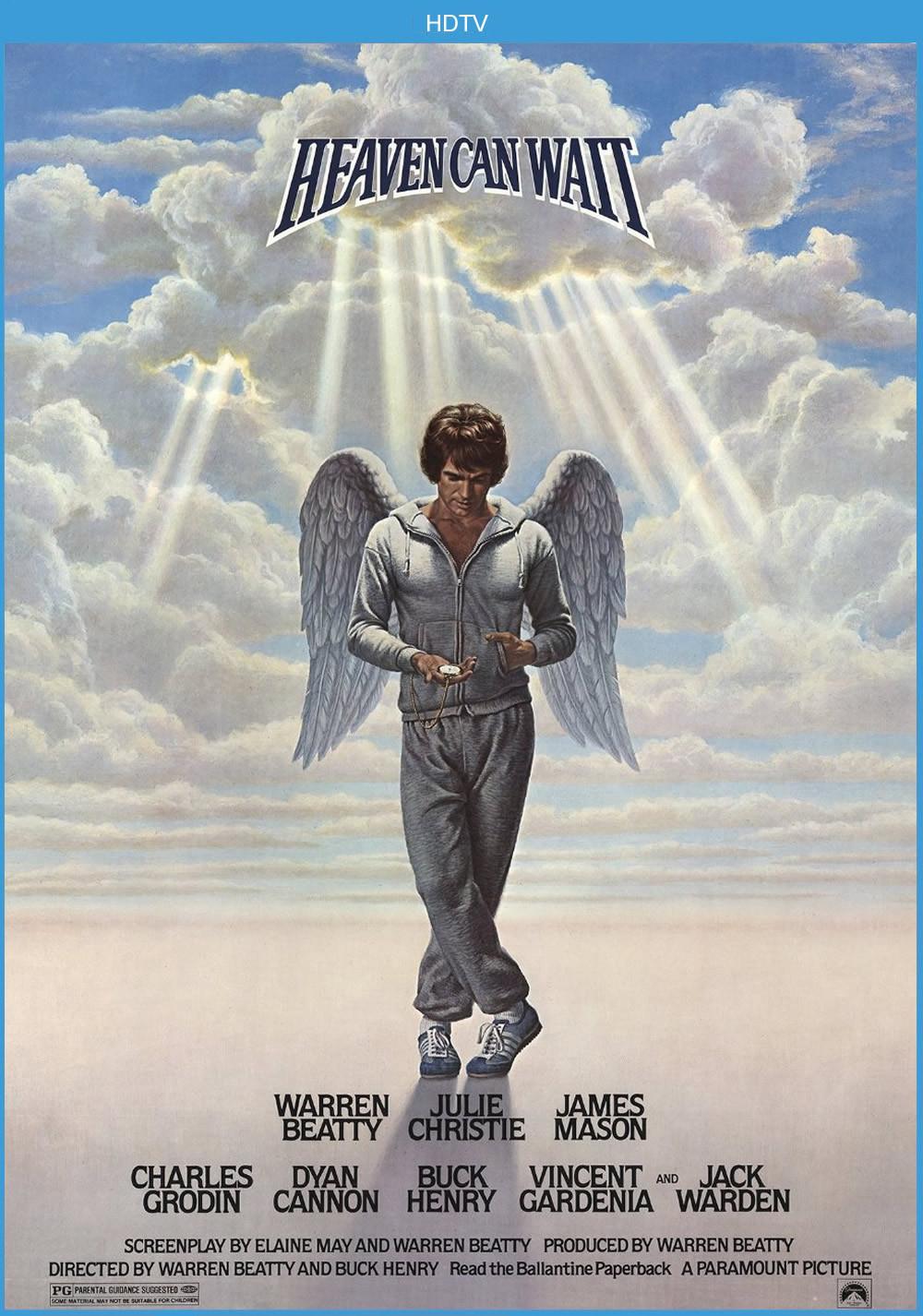 O Céu Pode Esperar (Heaven Can Wait: 1978)