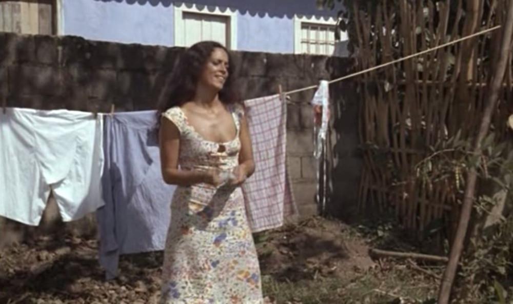 """Sônia Braga em """"Gabriela"""" (1983)"""