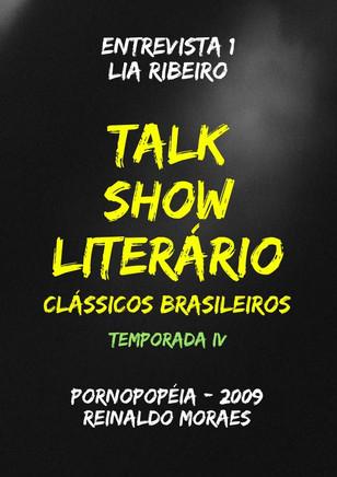 Talk Show Literário: Lia Ribeiro