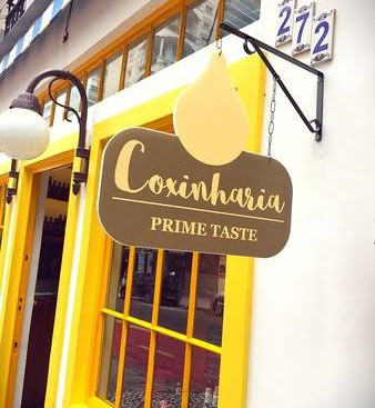 Gastronomia: Coxinharia Prime Taste – Delícias no Paraíso