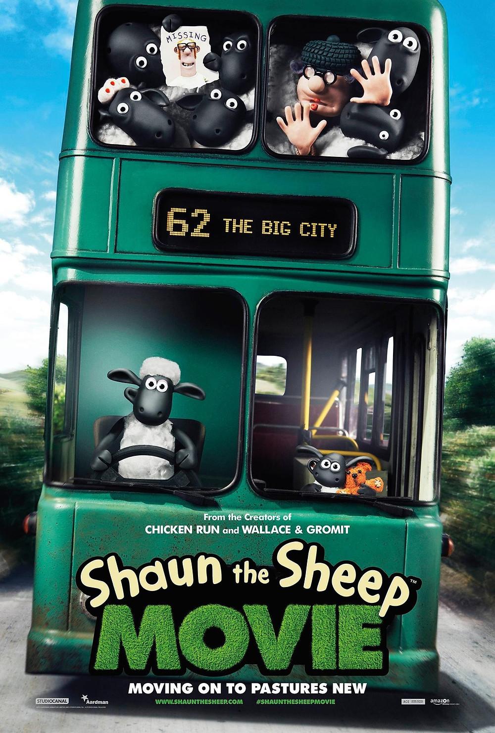 Shaun - O Carneiro (Shaun the Sheep Movie: 2015)