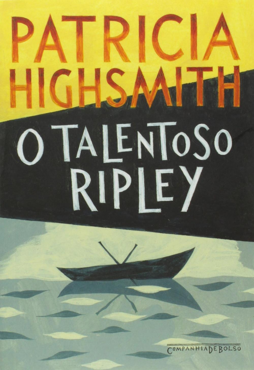 O Talentoso Ripley de Patricia Highsmith