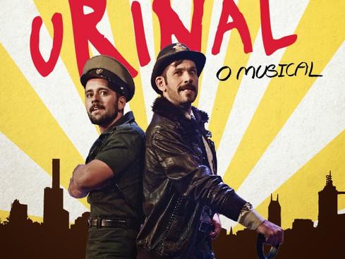 Peças Teatrais: Urinal, O Musical - Cadê a água?