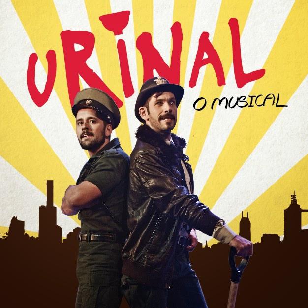 Teatro: Urinal - O Musical