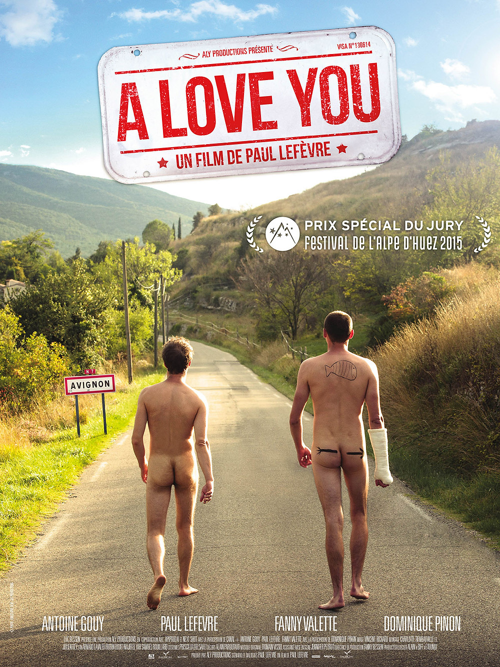A Love You (A Love You: 2015)