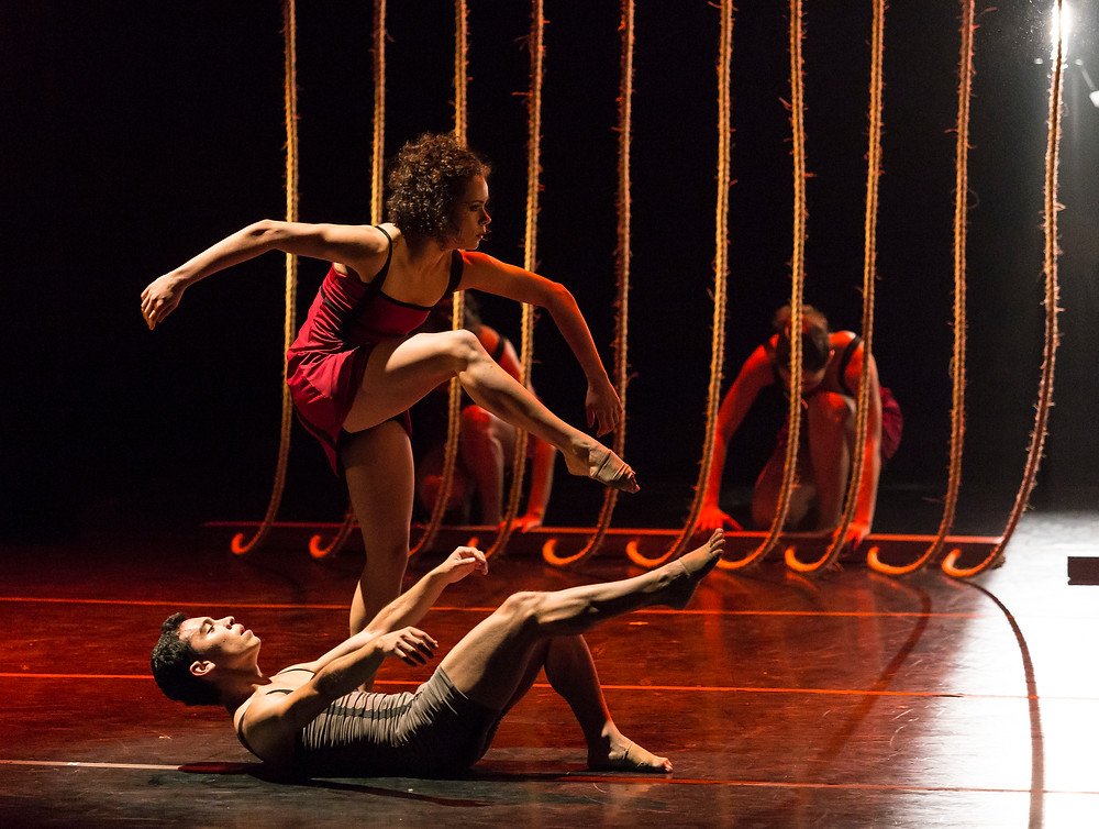 Espetáculo da Raça Cia de Dança de São Paulo