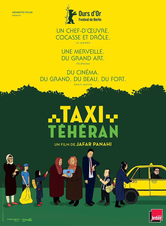 Taxi Teerã (Taxi: 2015) de Jafar Panahi