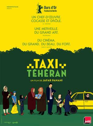 Filmes: Taxi Teerã - A nova produção de Jafar Panahi