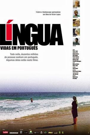 Filmes: Língua, Vidas em Português - Nosso idioma em foco
