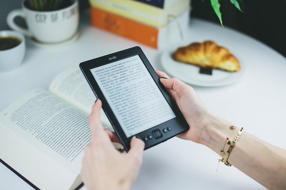 Vendas de livros digitais em 2014