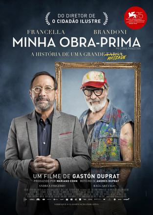 Filmes: Minha Obra-Prima – A nova comédia dos irmãos Duprat
