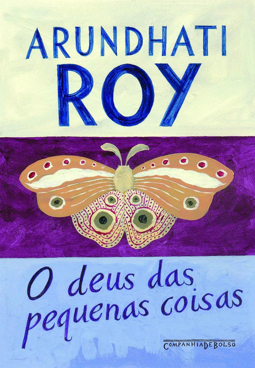 O Deus das Pequenas Coisas romance de Arundhati Roy