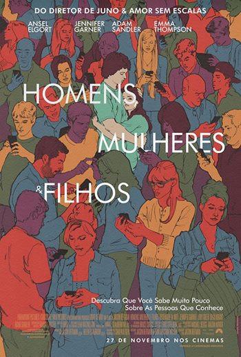 Homens, Mulheres e Filhos (Men, Women & Children: 2014)