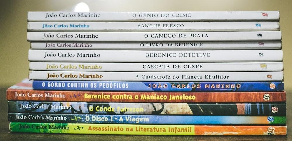 Livros de João Carlos Marinho Silva