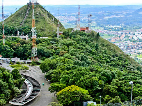 Passeios: Pico do Jaraguá - Subida pela Trilha do Pai Zé