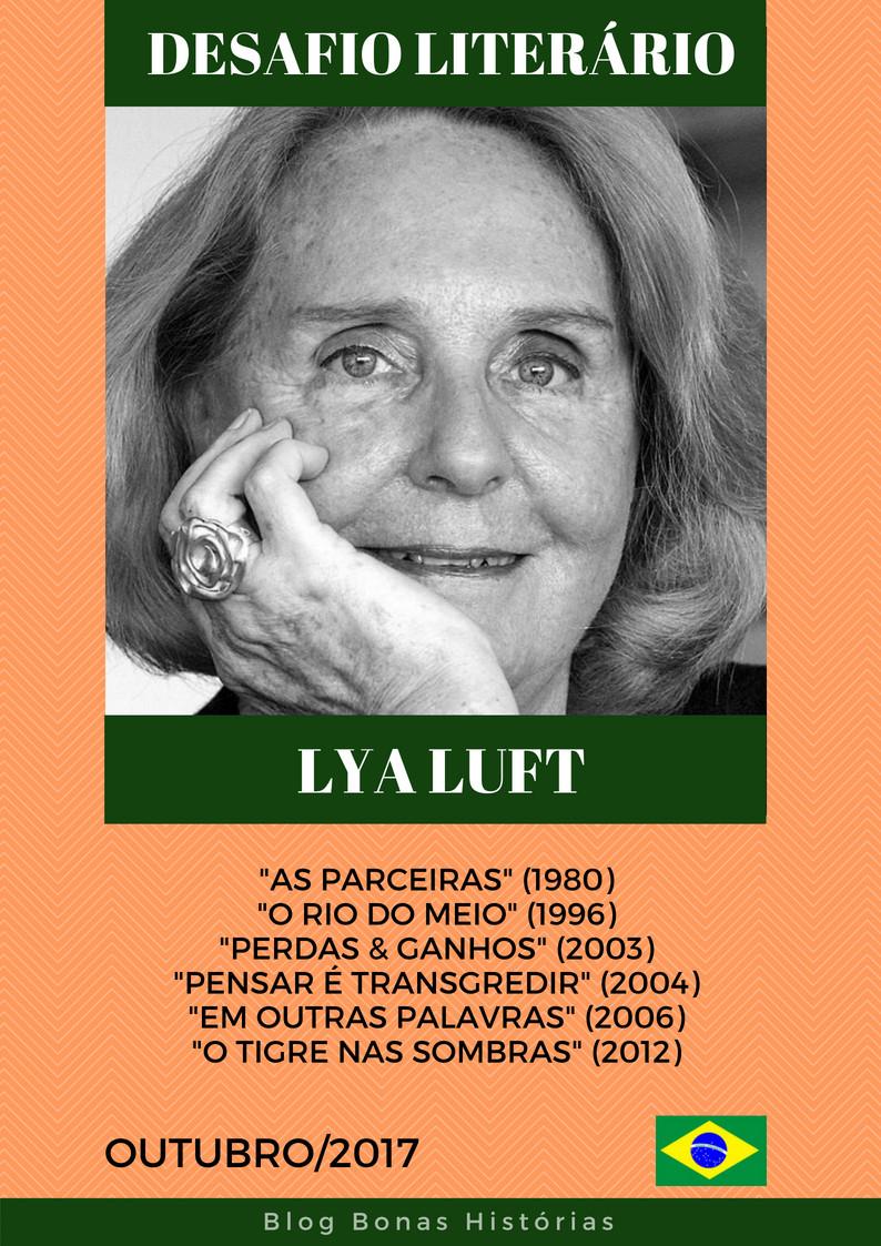 Análise Literária Lya Luft