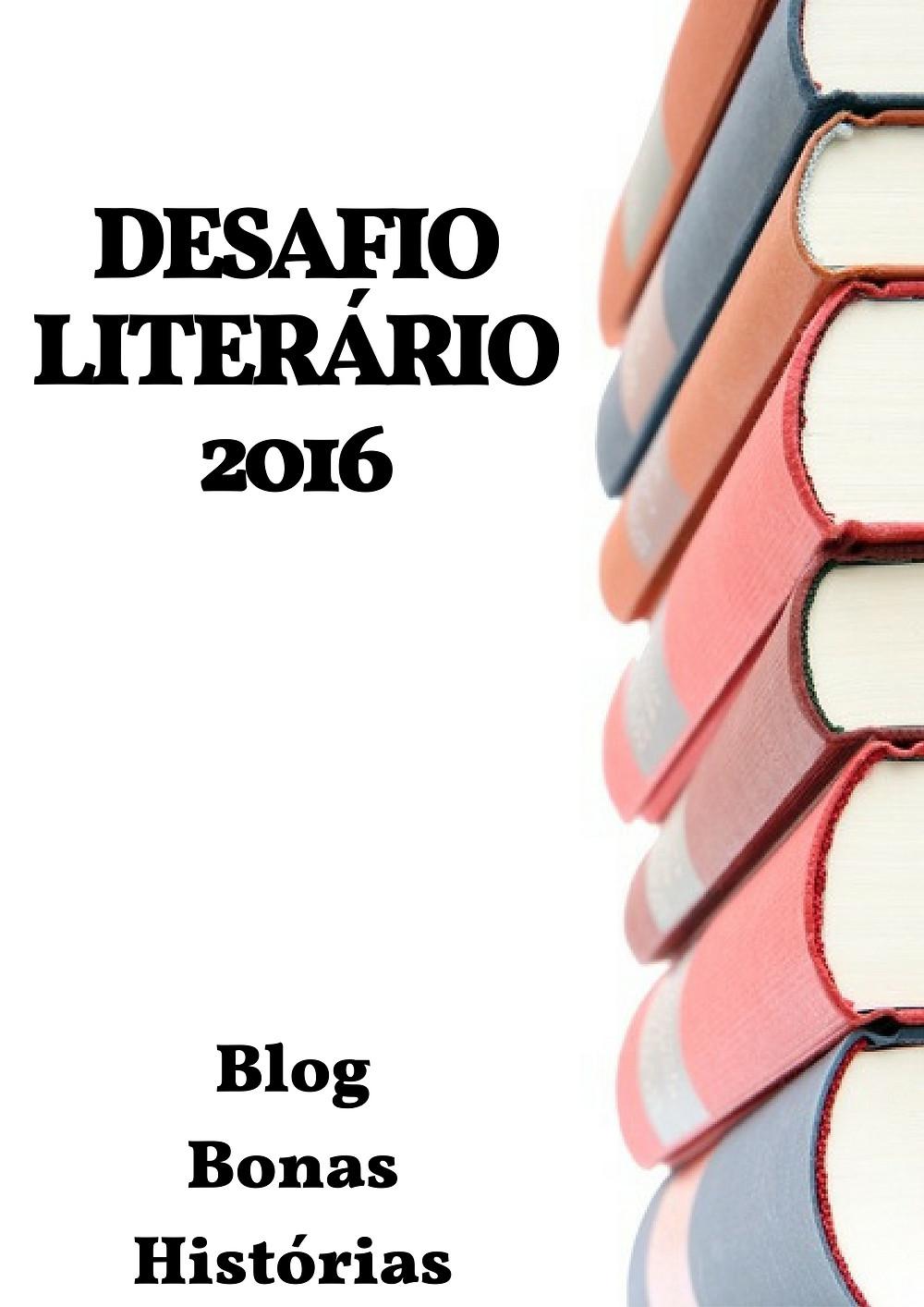Desafio Literário de 2016