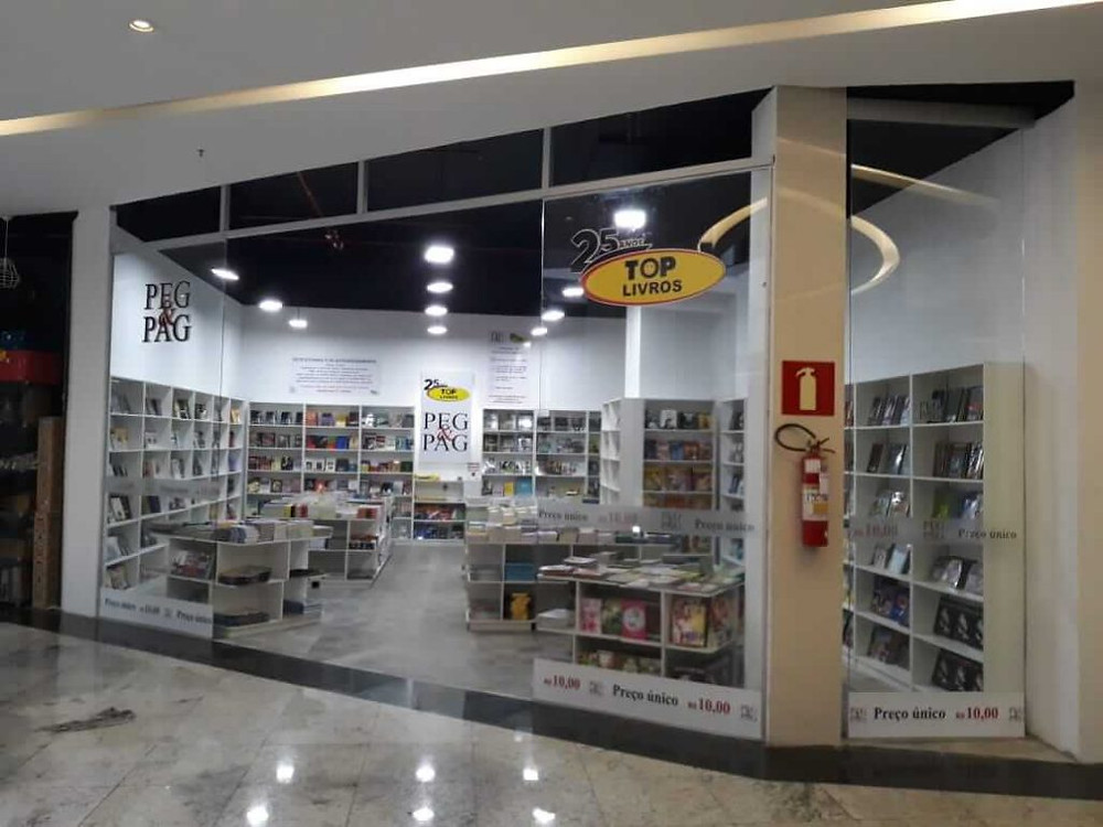 Top Livros - todos os livros por R$ 10,00