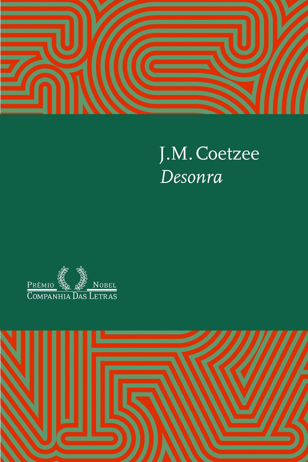 Desonra de J. M. Coetzee