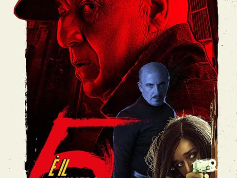 Filmes: Cinco é o Número Perfeito - O thriller noir de Igort