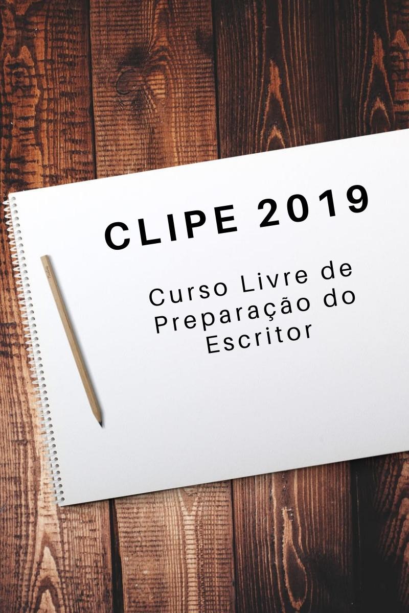 CLIPE - Curso Livre de Preparação do Escritor