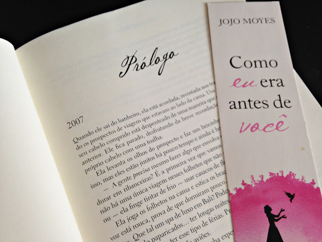 Livro Como Eu Era Antes de Você