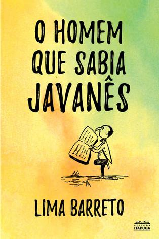 Livros: O Homem que Sabia Javanês - O conto mais famoso de Lima Barreto