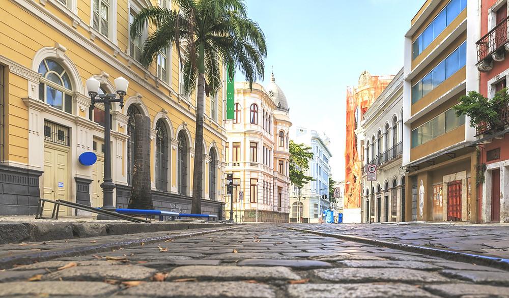 Rua do Bom Jesus é a terceira rua mais bonita do mundo