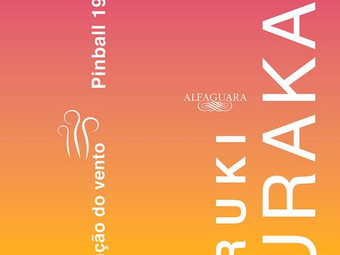 Livros: Pinball, 1973 - A segunda novela de Haruki Murakami