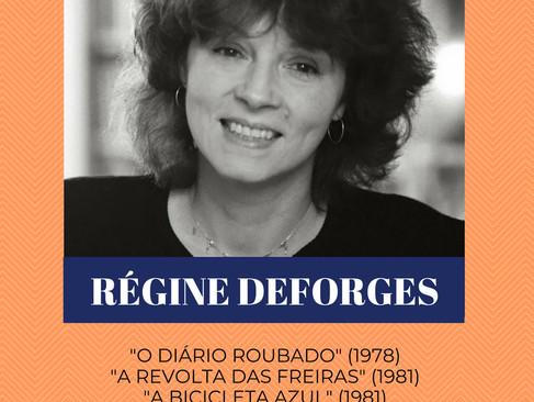 Análise Literária: Régine Deforges