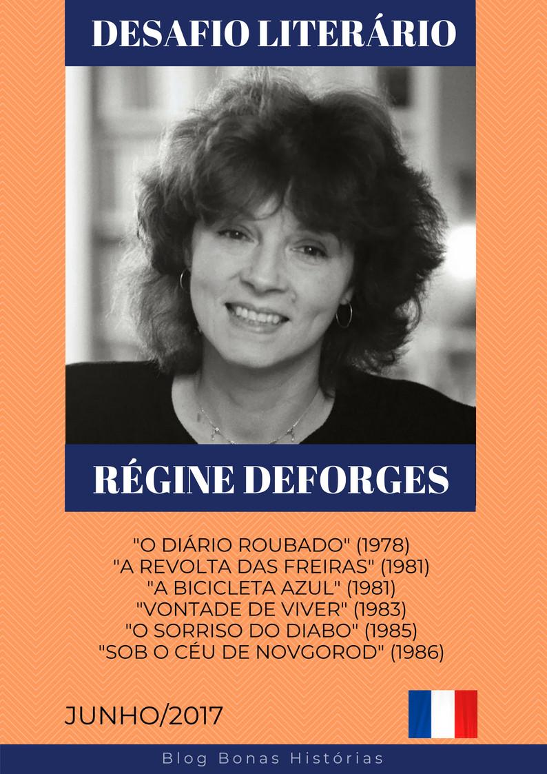 Análise Literária Régine Deforges