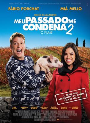 Filmes: Meu Passado Me Condena 2 - A boa comédia nacional