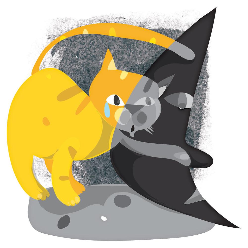 O Gato e o Escuro - Mia Couto