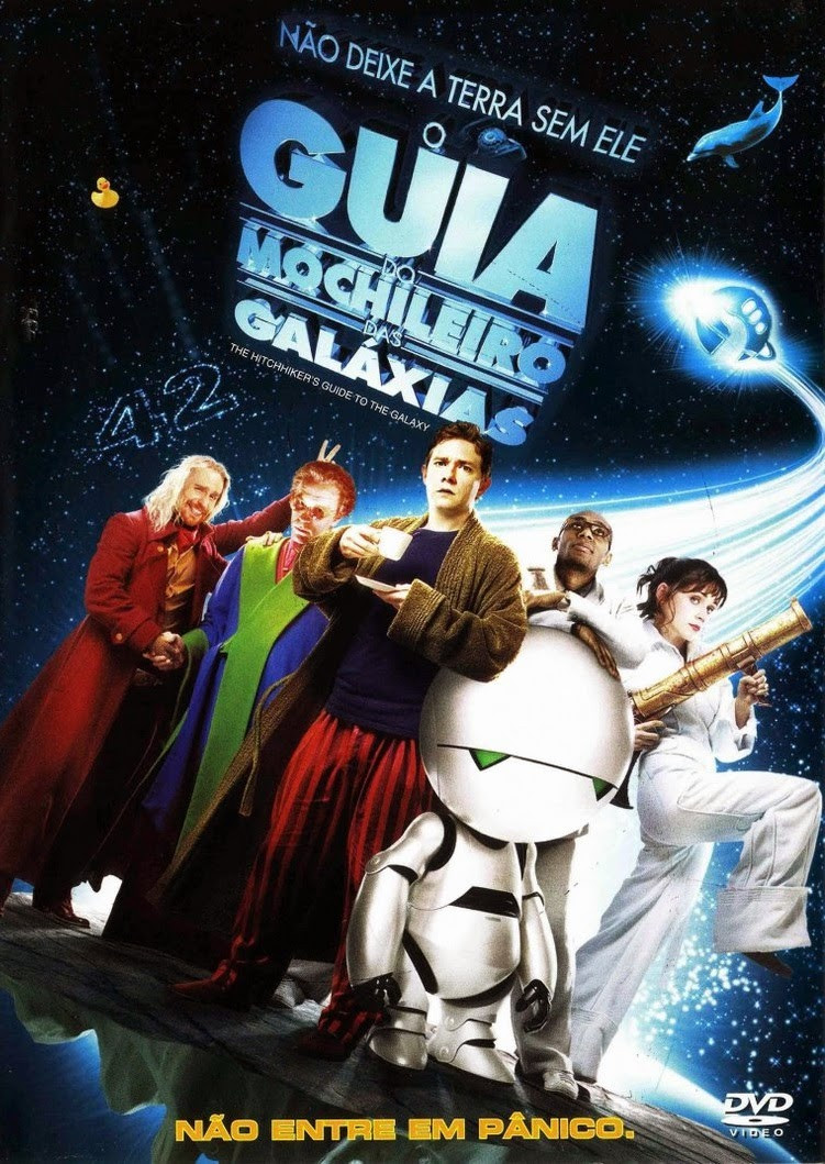 O Guia do Mochileiro das Galáxias (The Hitchhiker's Guide to the Galaxy: 2005)