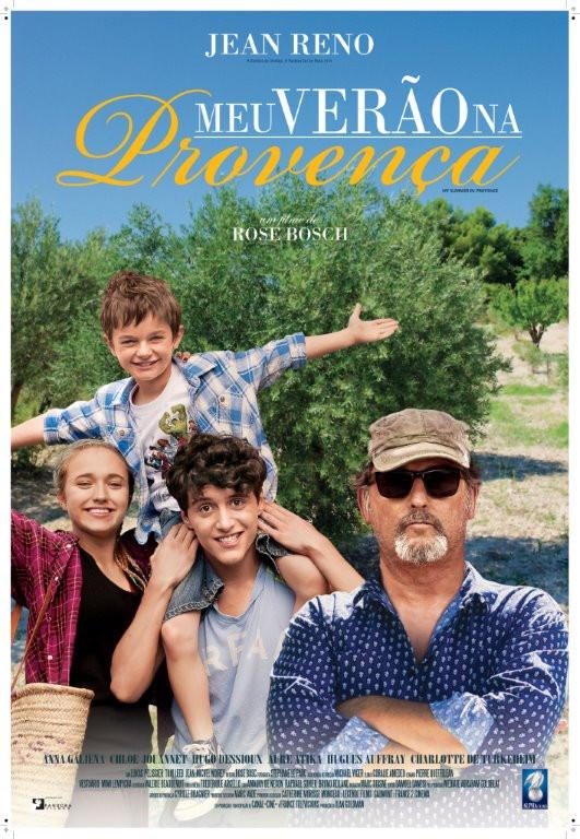 Meu Verão na Provença (Avis de Mistral: 2014)