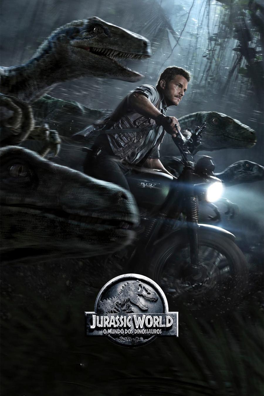 Jurassic World - O Mundo dos Dinossauros (Jurassic World: 2015)