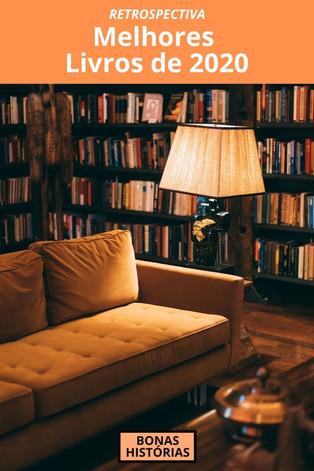 Recomendações: Retrospectiva - Melhores livros de 2020