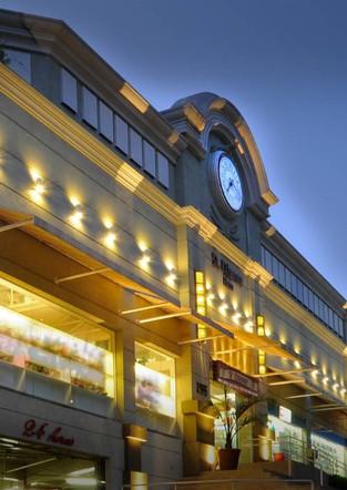 Gastronomia: Santa Etienne City - Almoço na padoca