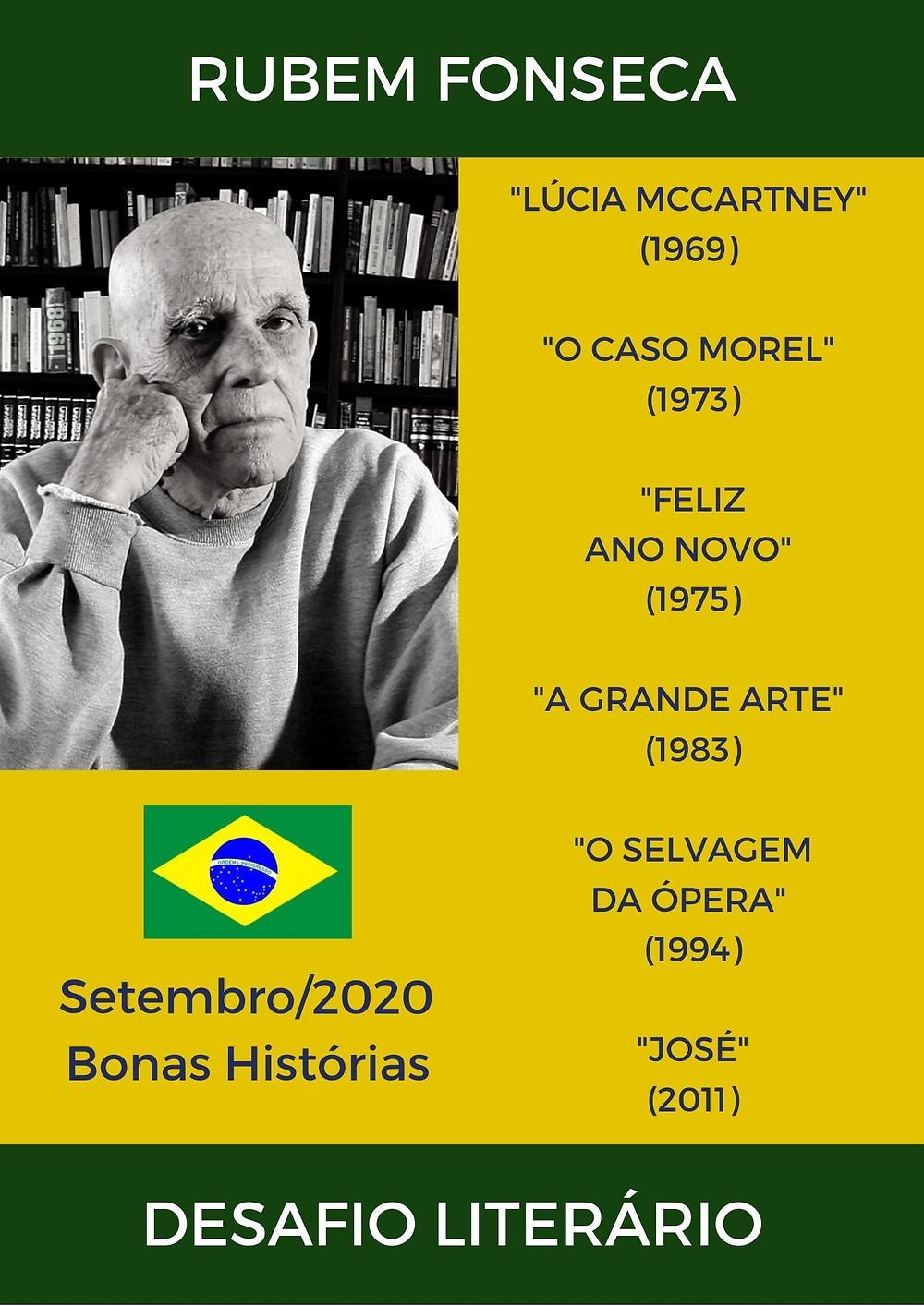 Análise Literária de Rubem Fonseca