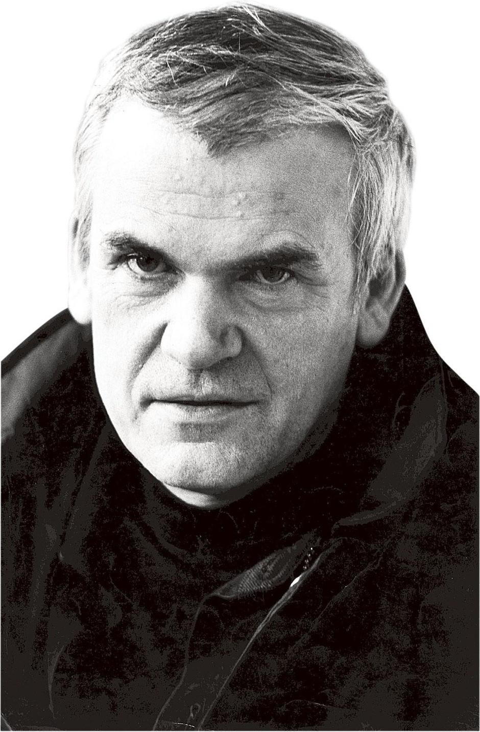 Desafio Literário de Milan Kundera