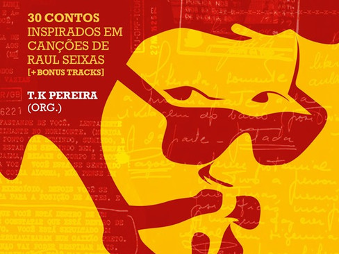 Livros: Conte Outra Vez - Contos inspirados nas músicas de Raul Seixas