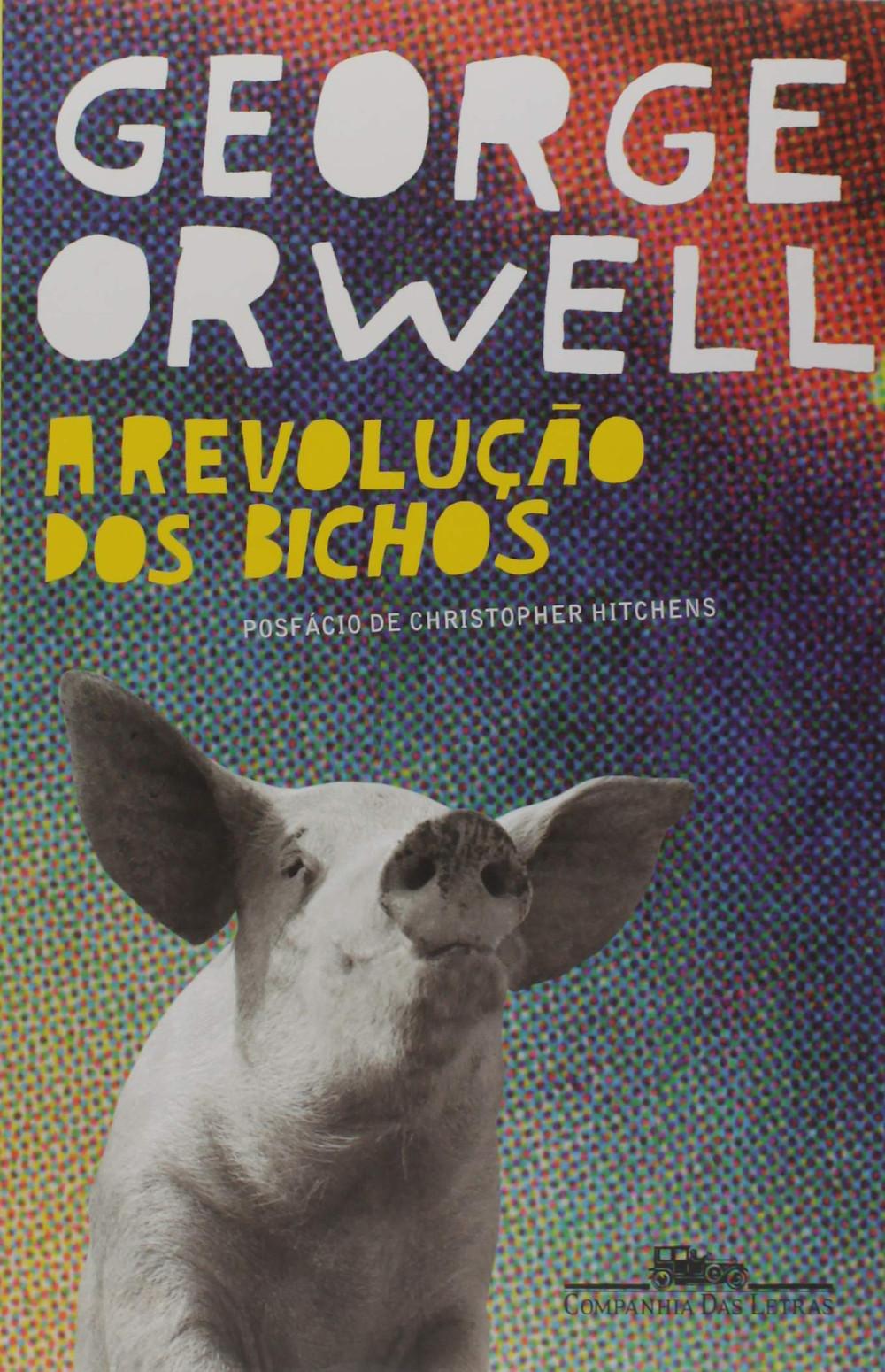 A Revolução dos Bichos de George Orwell