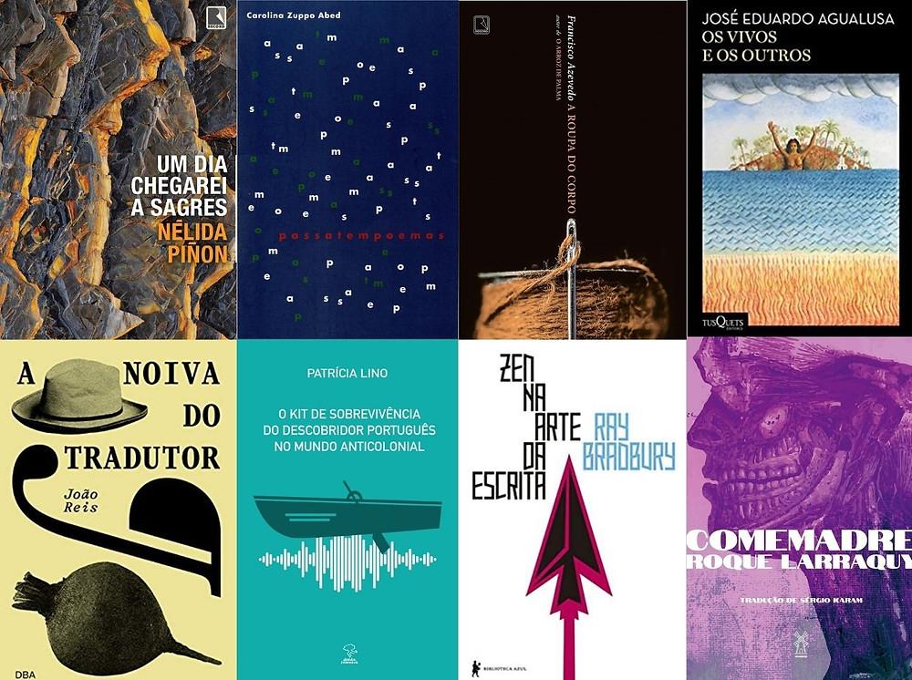 Principais lançamentos do mercado editorial brasileiro no último bimestre de 2020