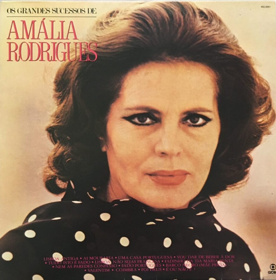 Amália Rodrigues - centenário de nascimento da maior fadista portuguesa