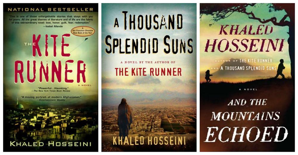 Livros de Khaled Hosseini