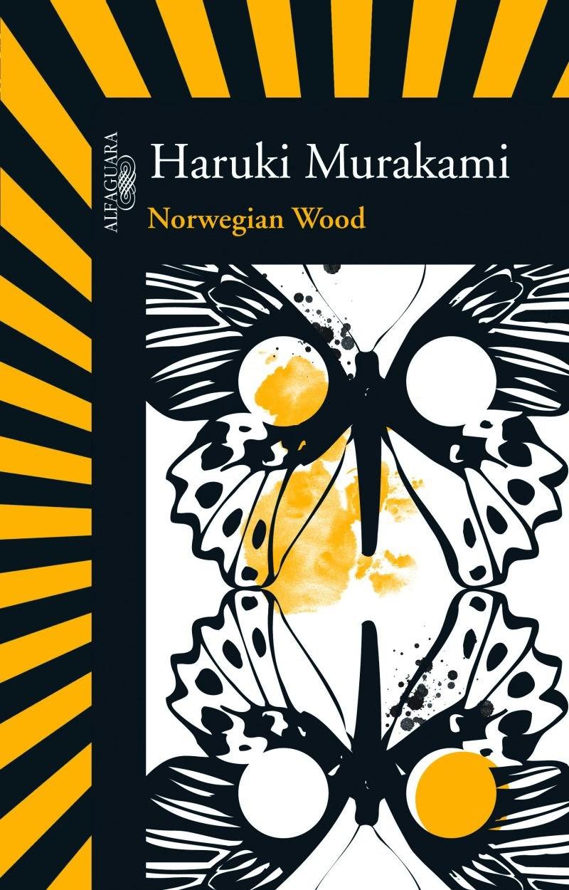 """""""Norwegian Wood"""" - Haruki Murakami"""