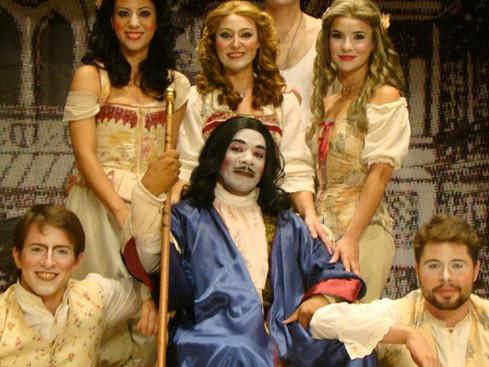 Peças teatrais: l'Illustre Molière - A volta do sucesso de 2012