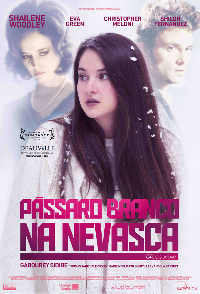 """Pássaro Branco na Nevasca"" (White Bird in a Blizzard: 2014)"