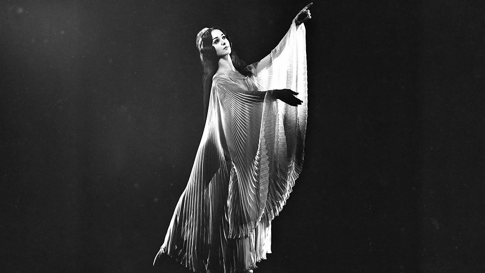 Márcia Haydée é uma das mais importantes bailarinas e coreógrafas do Brasil