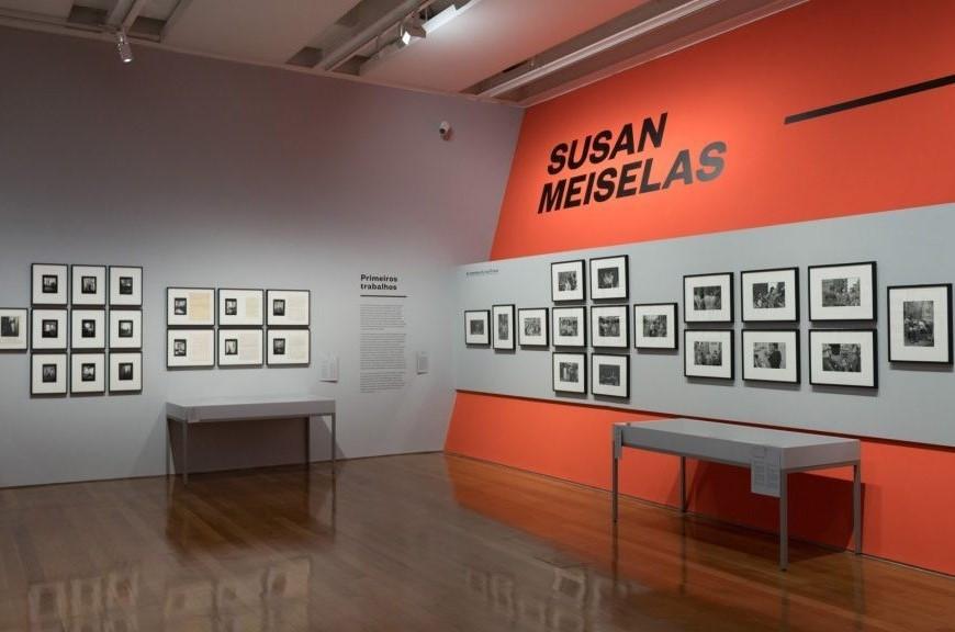 Exposição Susan Meiselas: Mediações no IMS